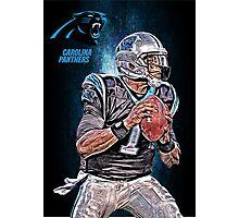NFL Carolina Panthers Photographic Print