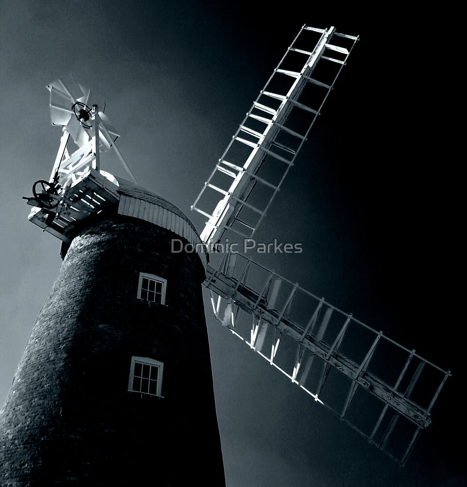 windmill by Dominic Parkes