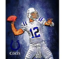 NFL Indianapolis Colts Photographic Print