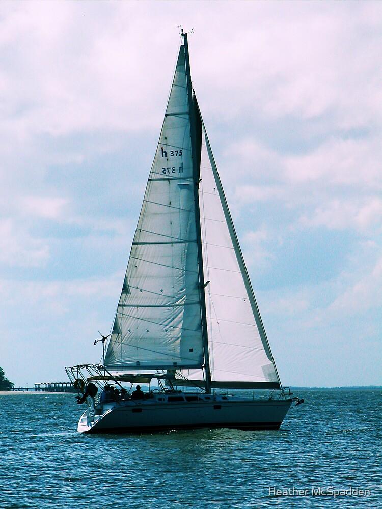 sailboat #2 by Heather McSpadden