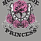 HORSESHOE PRINCESS, LOMPOC HORSESHOE PITCHING by ABSTRACT