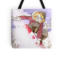 snowboarding mr canada! Tote Bag