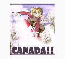 snowboarding mr canada! Unisex T-Shirt