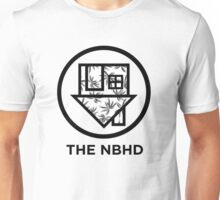 The NBHD - Palm Print w/ Text Unisex T-Shirt