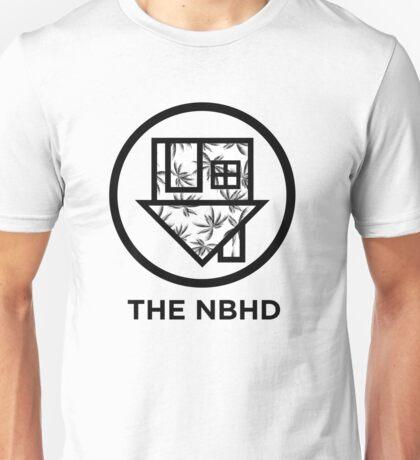 The NBHD - Palm Print w/ Text Unisex T-Shirt