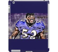 NFL Baltimore Ravens Legend Ray Lewis iPad Case/Skin