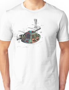 Too rich for the bus. Unisex T-Shirt