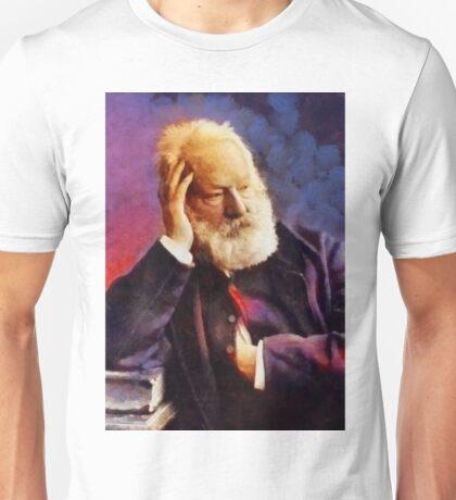 Victor Hugo, Literary Legend Unisex T-Shirt