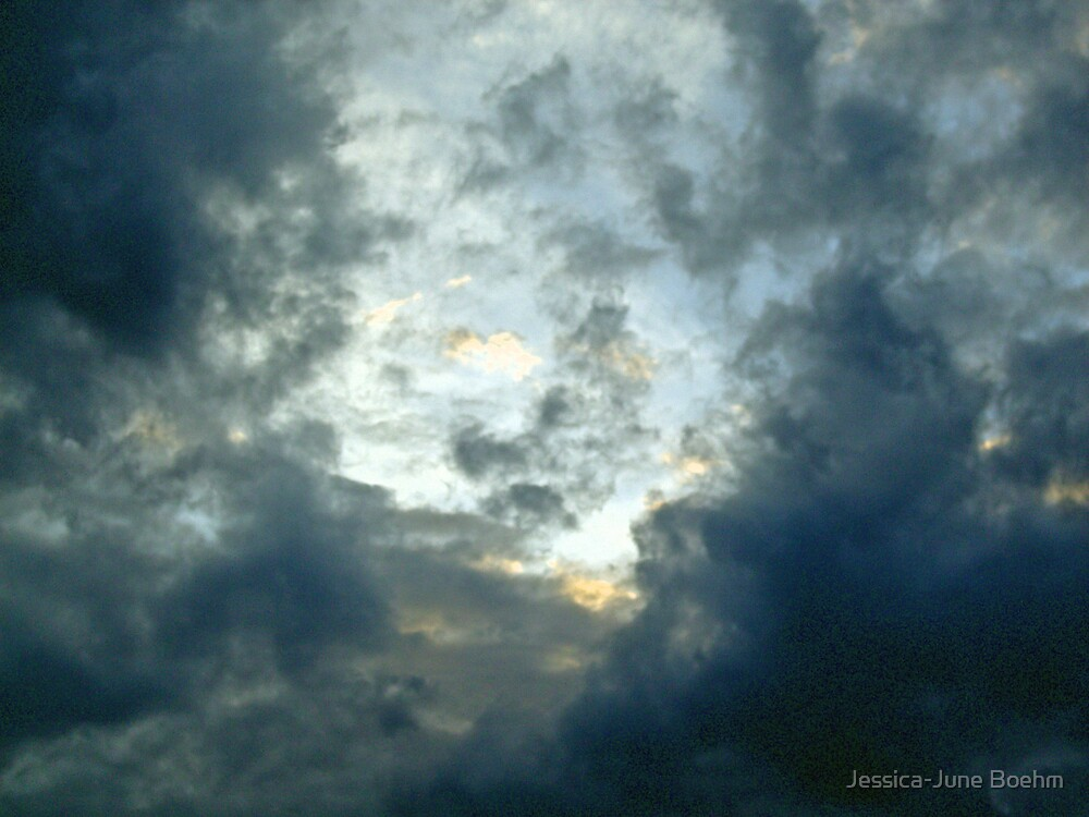 A Telling Sky by Jessica-June Boehm