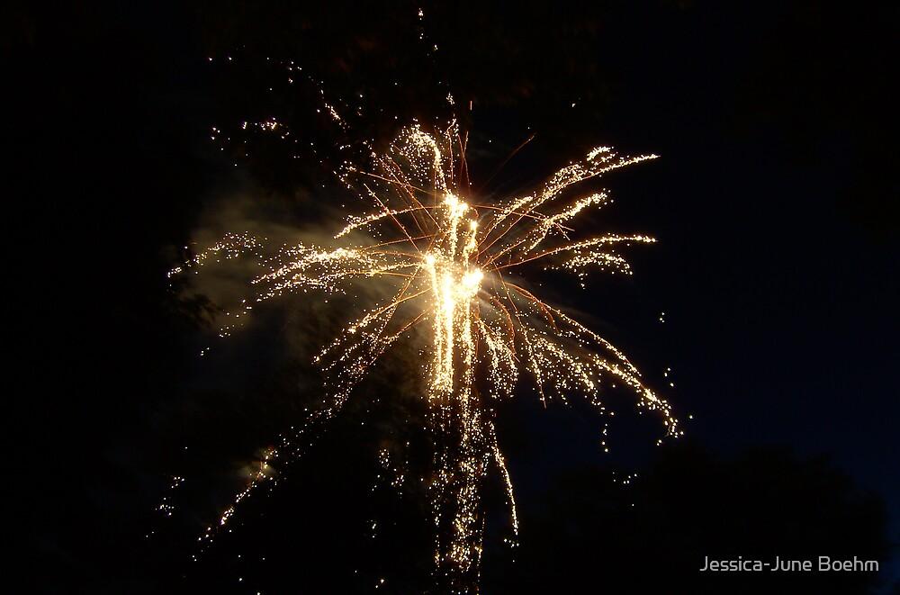 Sky Sparkles by Jessica-June Boehm