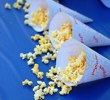 Popcorn Carnival by ahbdigital