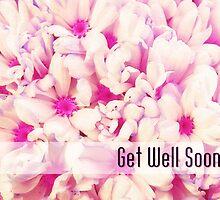 Get Well Soon! Card I by WanderingSoulArt