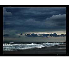 A Burdened Day Photographic Print