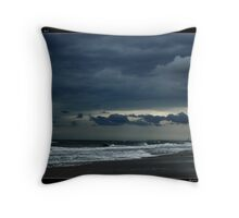 A Burdened Day Throw Pillow