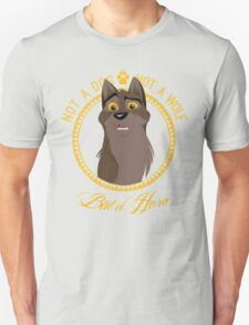 Not a Dog, Not a Wolf T-Shirt