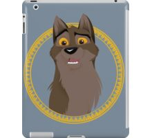 Not a Dog, Not a Wolf iPad Case/Skin