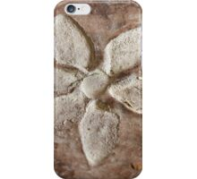 abstract flower background iPhone Case/Skin