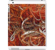 Fishing net iPad Case/Skin