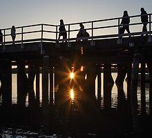 Sunset Stroll by Sheri Bawtinheimer