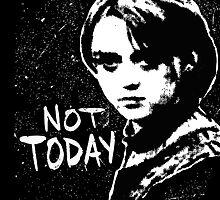 Not Today 2 by Vivienne da Silva