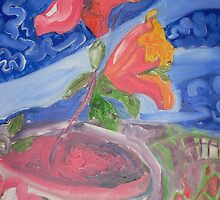 Flower 1 by Joseph Arico
