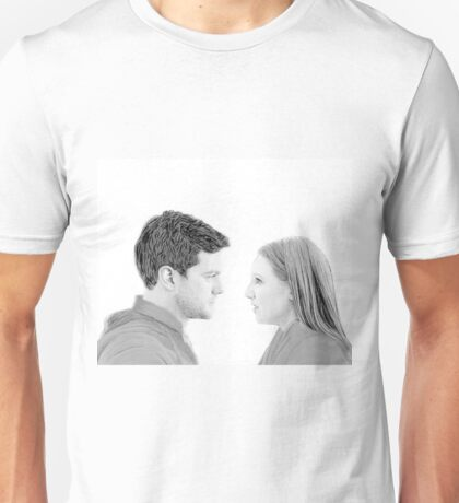 Peter and Olivia - Fringe Unisex T-Shirt
