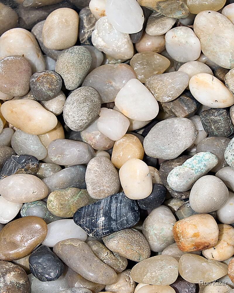 Rocks .... by Ron Kizer