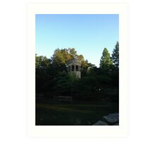 Longwood Chapel  Art Print
