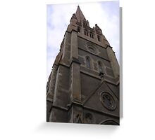 St. Paul's Cathedral Greeting Card