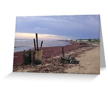 Campbell's Cove Greeting Card