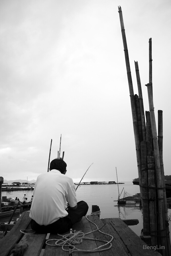 Fishing by BengLim