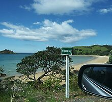 Te Ngaere bay.... Far North,  New Zealand.. by Roy  Massicks