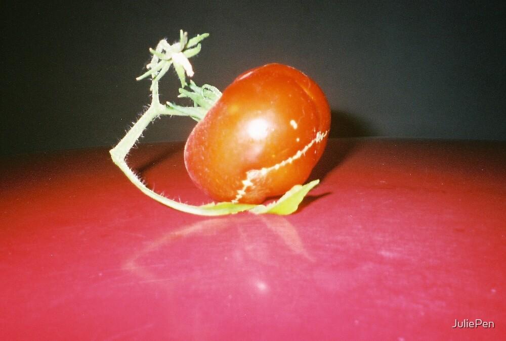 First Fruit by JuliePen