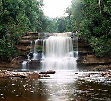 waterfall by joancaroline
