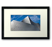 Walt Disney Concert Hall Framed Print