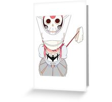 Nonon, Jakuzure Greeting Card