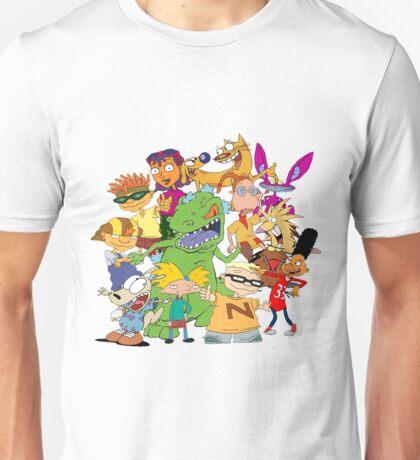 90's Mash Up Unisex T-Shirt