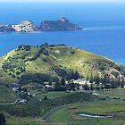Matauri Bay and the resting place of the ' Rainbow Warrior '......... !   by Roy  Massicks