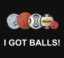 I got balls!! by someguy