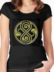The Seal Women's Fitted Scoop T-Shirt