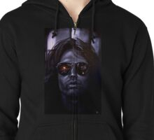 Morrison Reflection Zipped Hoodie
