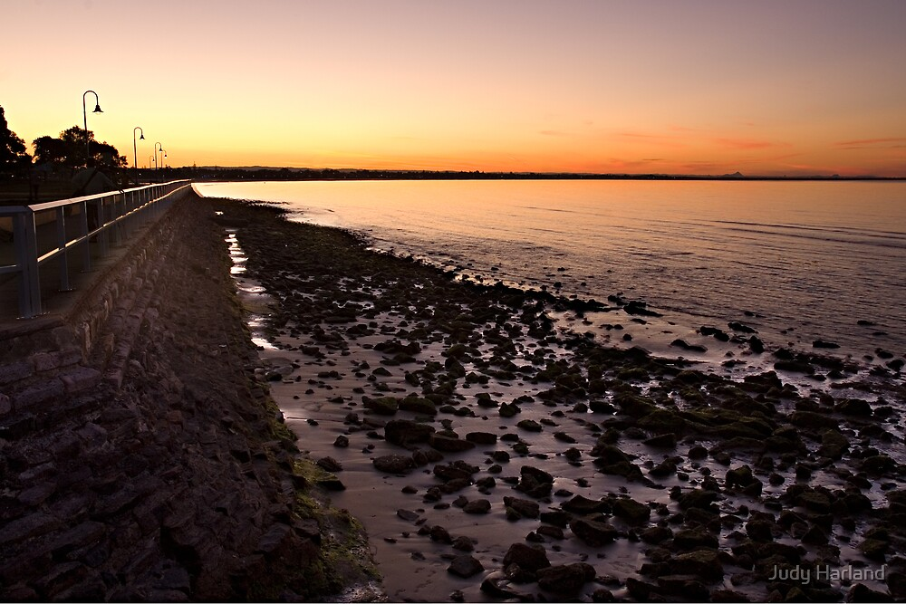 Shorncliffe Sunset by J Harland