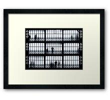 Orsay Windows Framed Print