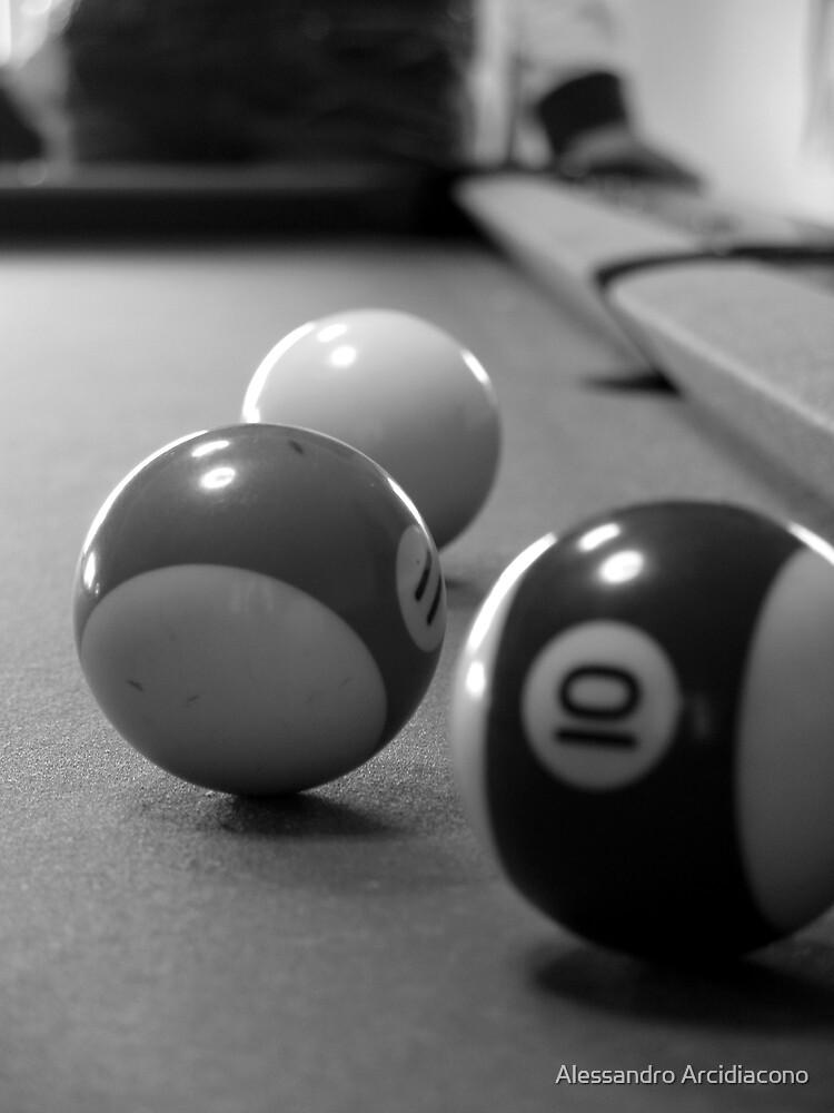 3 balls by Alessandro Arcidiacono