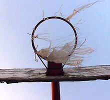 Old and ragged basket by TheChetkar