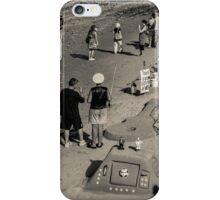 London Beach iPhone Case/Skin
