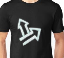 Glitch Quest quest symbol glow lem 01a treehousequest1 Unisex T-Shirt
