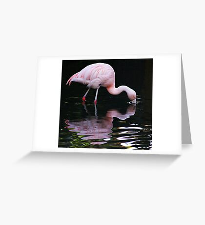 Mercury reflections Greeting Card