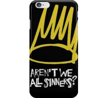 J Cole - Born Sinner iPhone Case/Skin