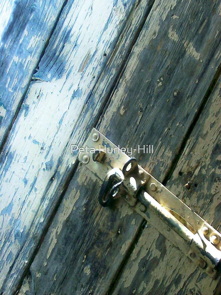 lock by Peta Hurley-Hill